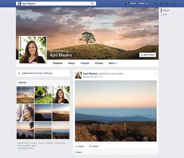 Légataire Facebook : comment ça marche ?