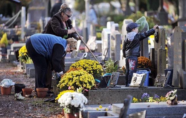 Evolution des pratiques funéraires avec internet et à travers le temps