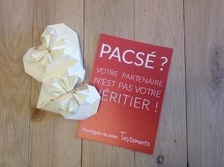 Modele De Convention De Pacs Simplifiee Et Informations