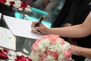 Contrat de mariage séparation de biens