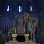 Journées Européennes du Patrimoine : intérieur Crématorium Père Lachaise