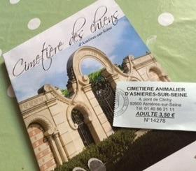 Cimetière pour chien d'Asnières-sur-Seine