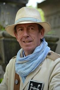 Thierry le Roi - guide du cimetière du Père Lachaise