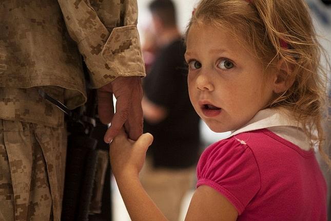 Protéger sa famille lorsque l'on est militaire