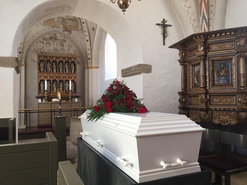 Cercueil - De l'utilité d'un cercueil