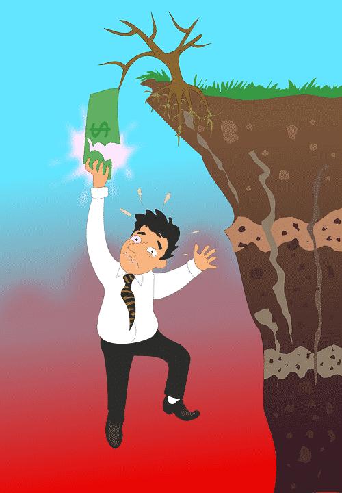 Hériter d'une dette