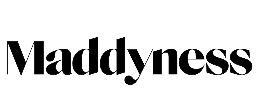 logo Maddyness new