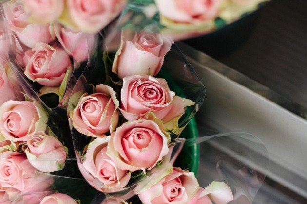 illustration bouquet de roses