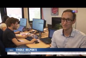Testamento sur TF1
