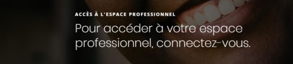 accès Espace Pro