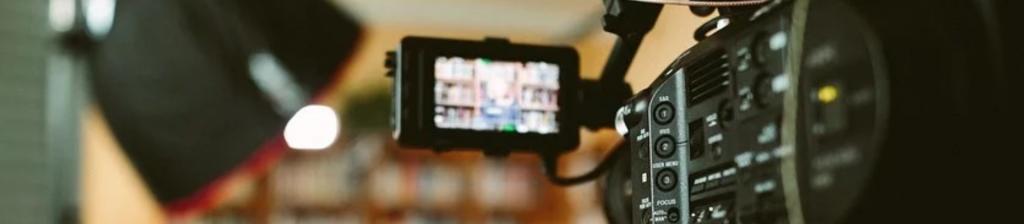 caméra qui filme