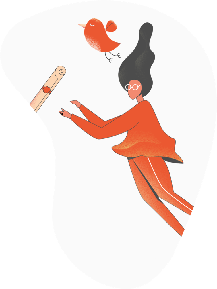 illustration testament