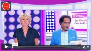 France 2 parle de Testamento dans son émission : c'est au programme