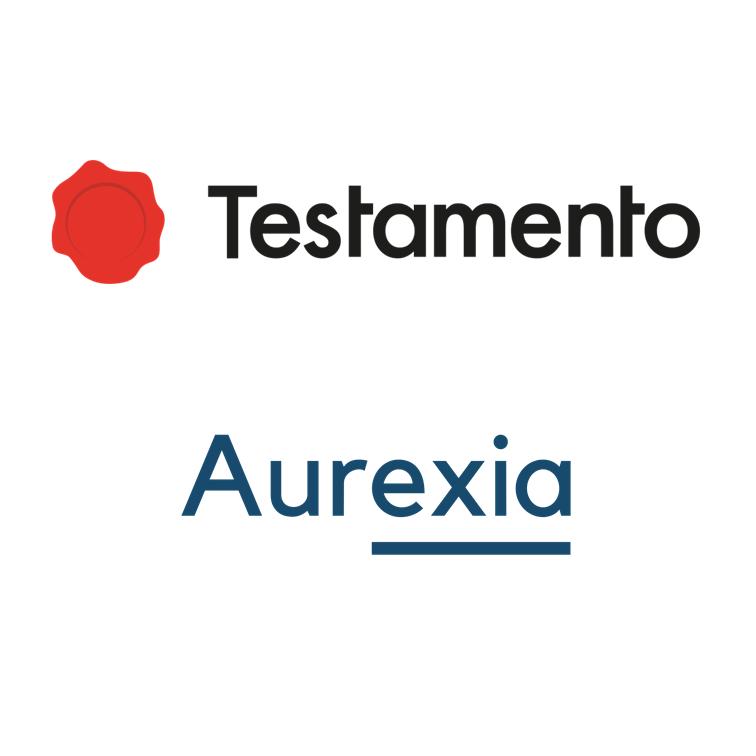 Partenariat Testamento et Aurexia