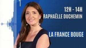 """L'émission """"la France bouge"""" sur Europe 1 : le marché funéraire s'ubérise"""