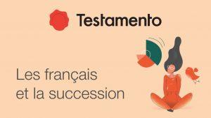 Etude Testamento sur les Français et la succession