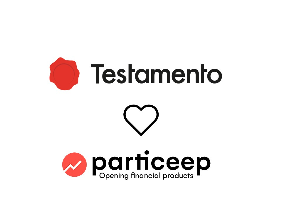 Particeep and Testamento announce a partnership